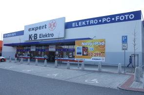 Prodejna Expert Elektro