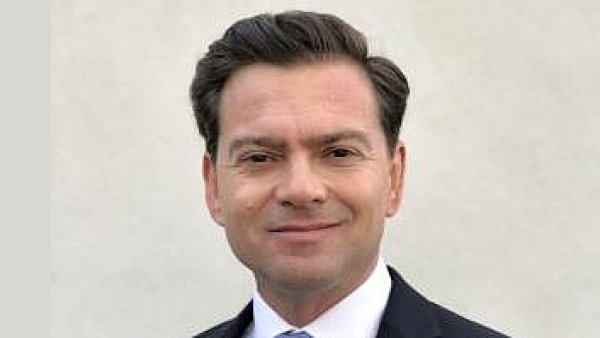 Christian Staub, výkonný ředitel pro kontinentální Evropu společnosti Fidelity International