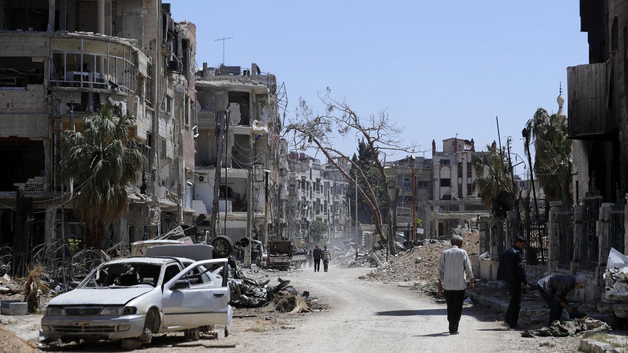 sýrie, Damašek, armáda