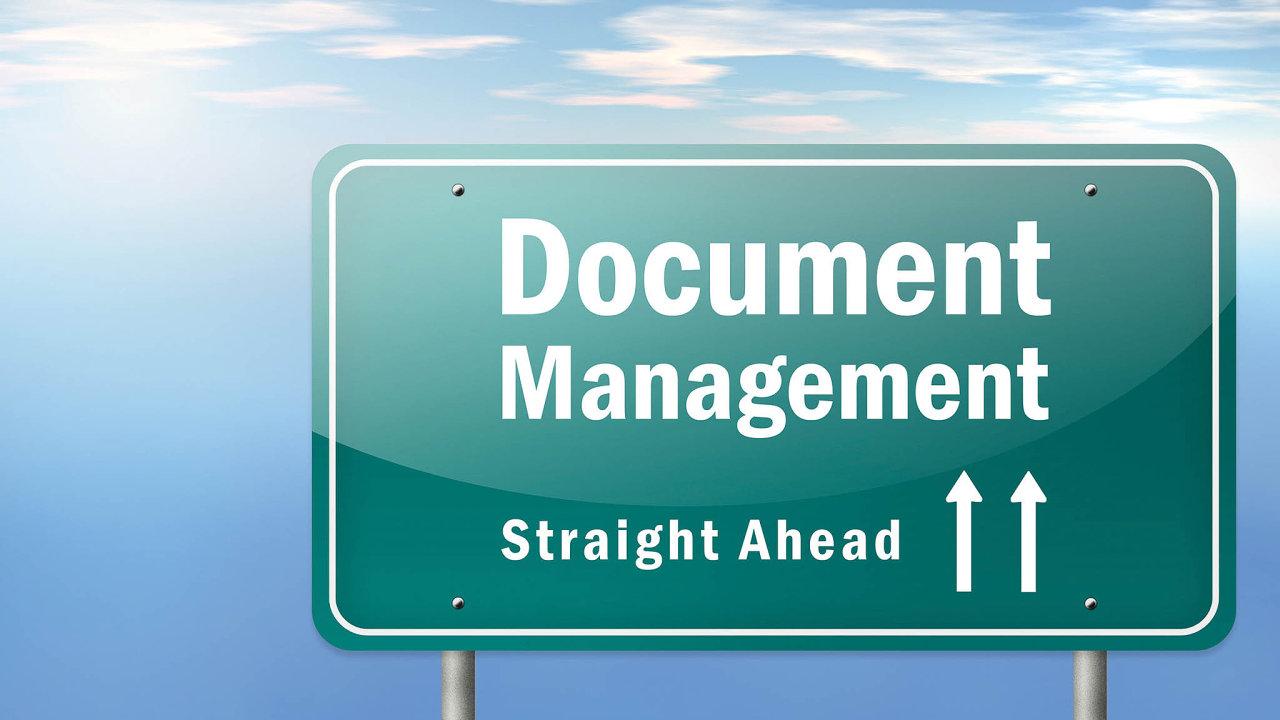 Pořádek v dokumentech nepředstavuje jen možnou konkurenční výhodu, ale nově i povinnost (ilustrační foto).