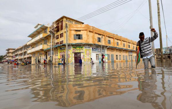 Záplavy v Somálsku