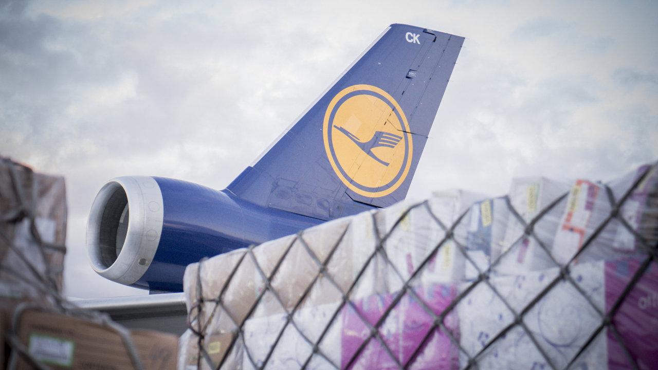 Lufthansa Cargo – ilustrační foto.