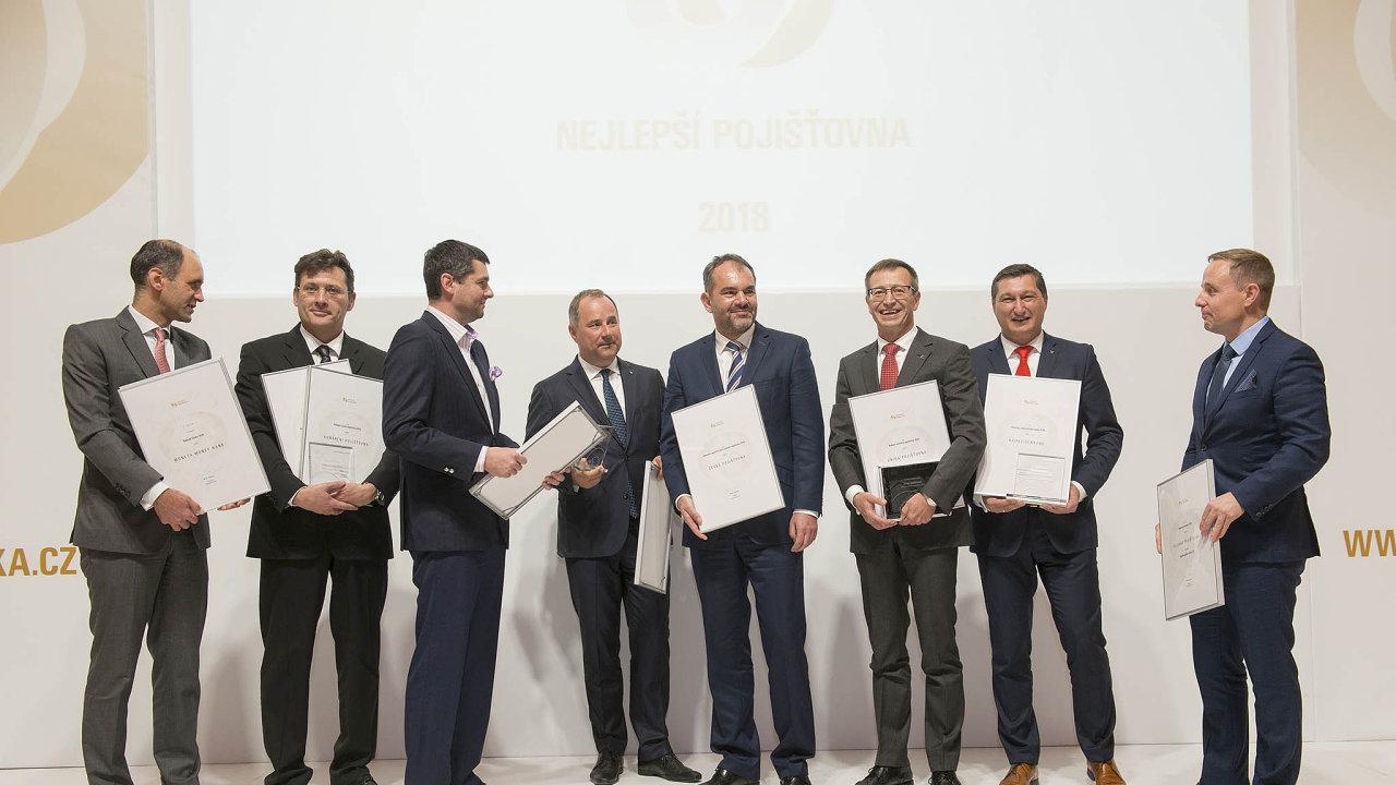 Tituly v jednotlivých kategoriích si odnesli zleva: Andrew Gerber, Gaël Loaec, Martin Diviš, Tomáš Salomon, Marek Jankovič, Martin Žáček, Igor Vida a Dušan Quis