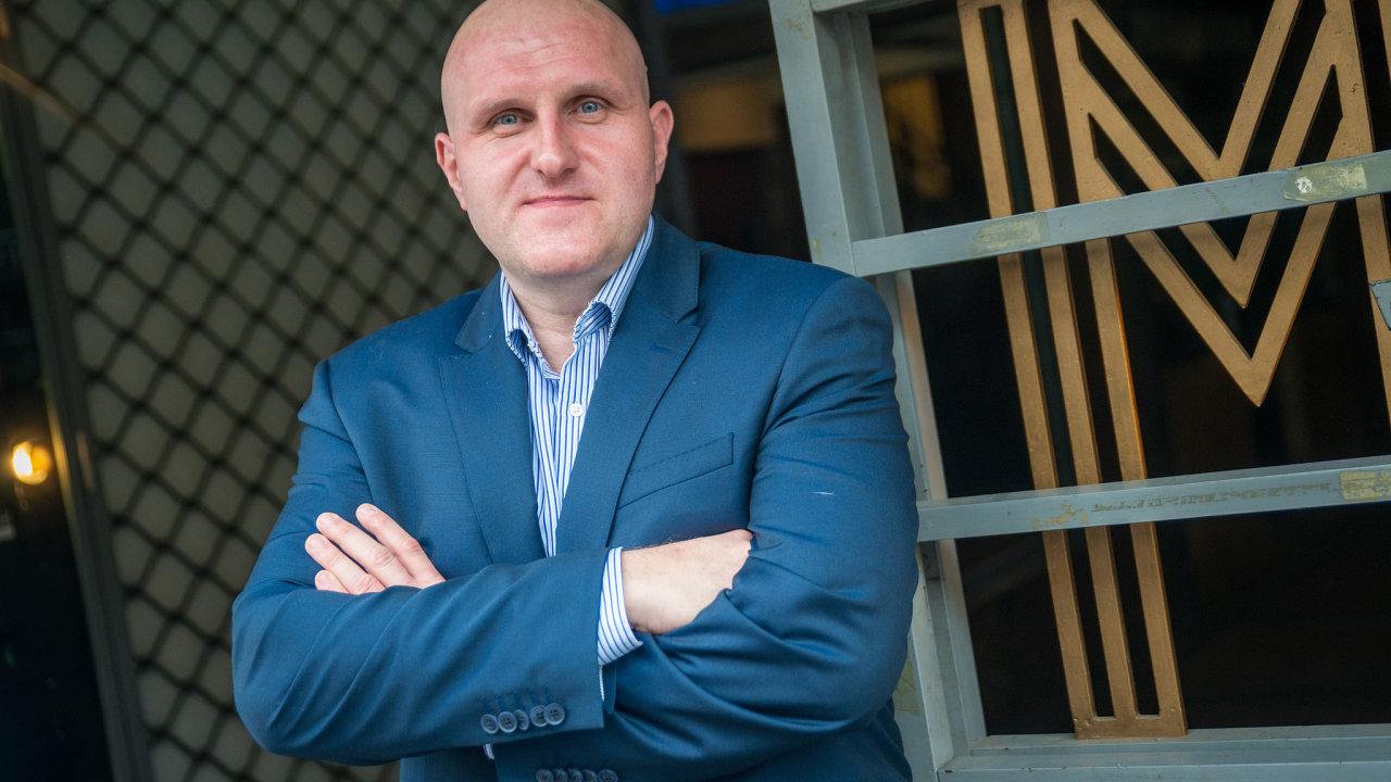 Vladimír Kulla, ředitel pražského vývojového akonstrukčního centra koncernu Siemens