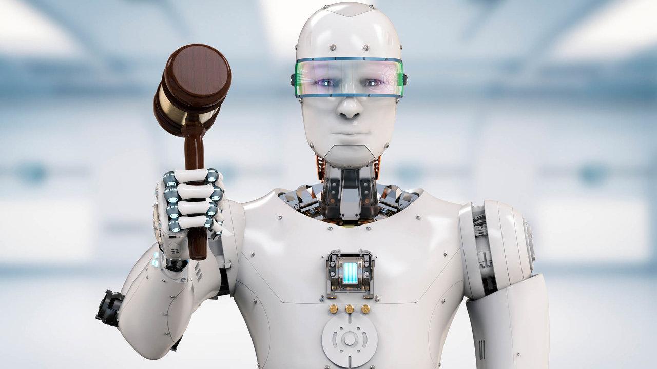 Do advokacie vstupují nejmodernější technologie, ilustrace