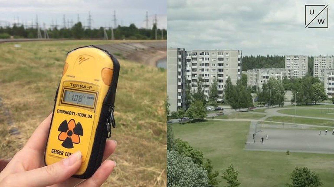 Televize vs. realita. Jak vypadají opravdová místa ze scén seriálu Černobyl.