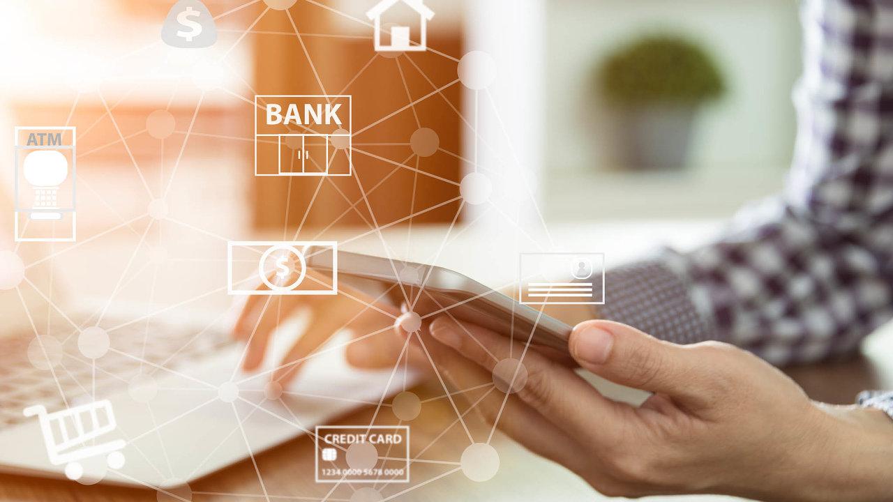 Bankovní identita. Uzavírání smluv pointernetu ikomunikaci sorgány státní správy by mohla usnadnit bankovní identita.