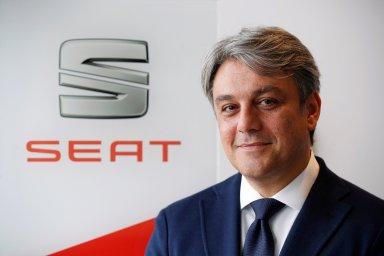 Luca De Meo řídil Seat od roku 2015.