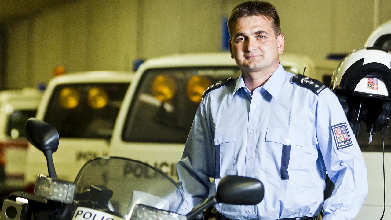 Červíček chce změnu. Návrh bránit život zbraní dovlády amezi poslance přinesl šéf senátorů ODS abývalý policejní prezident Martin Červíček.