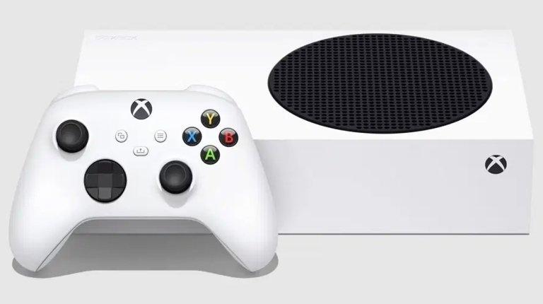 """Xbox Series S je nejmenší """"next-gen konzole, je menší než stávající Xbox"""