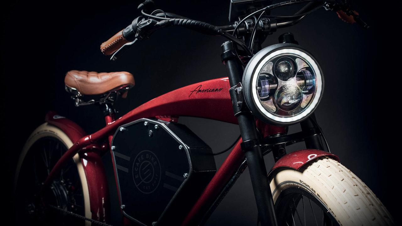 Elektrokolo E-Cafe Bike