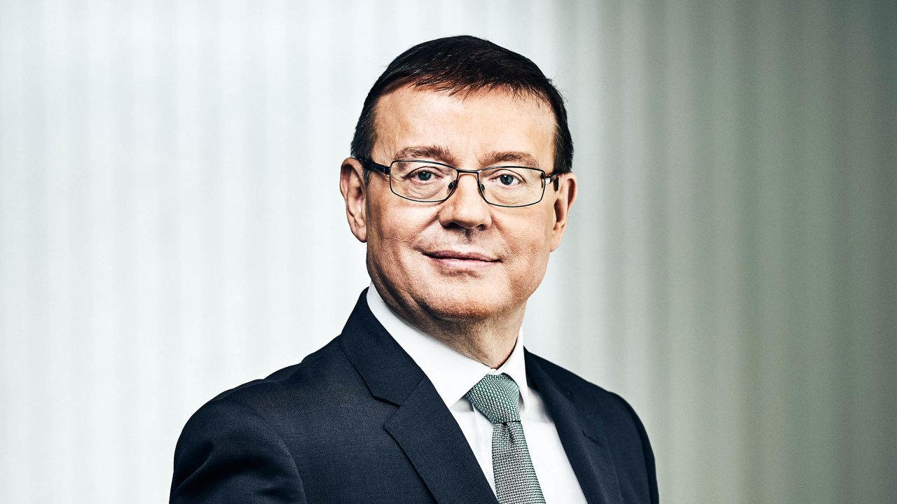 Bohdan Wojnar podeseti letech končí napozici řízení lidských zdrojů Škody Auto.