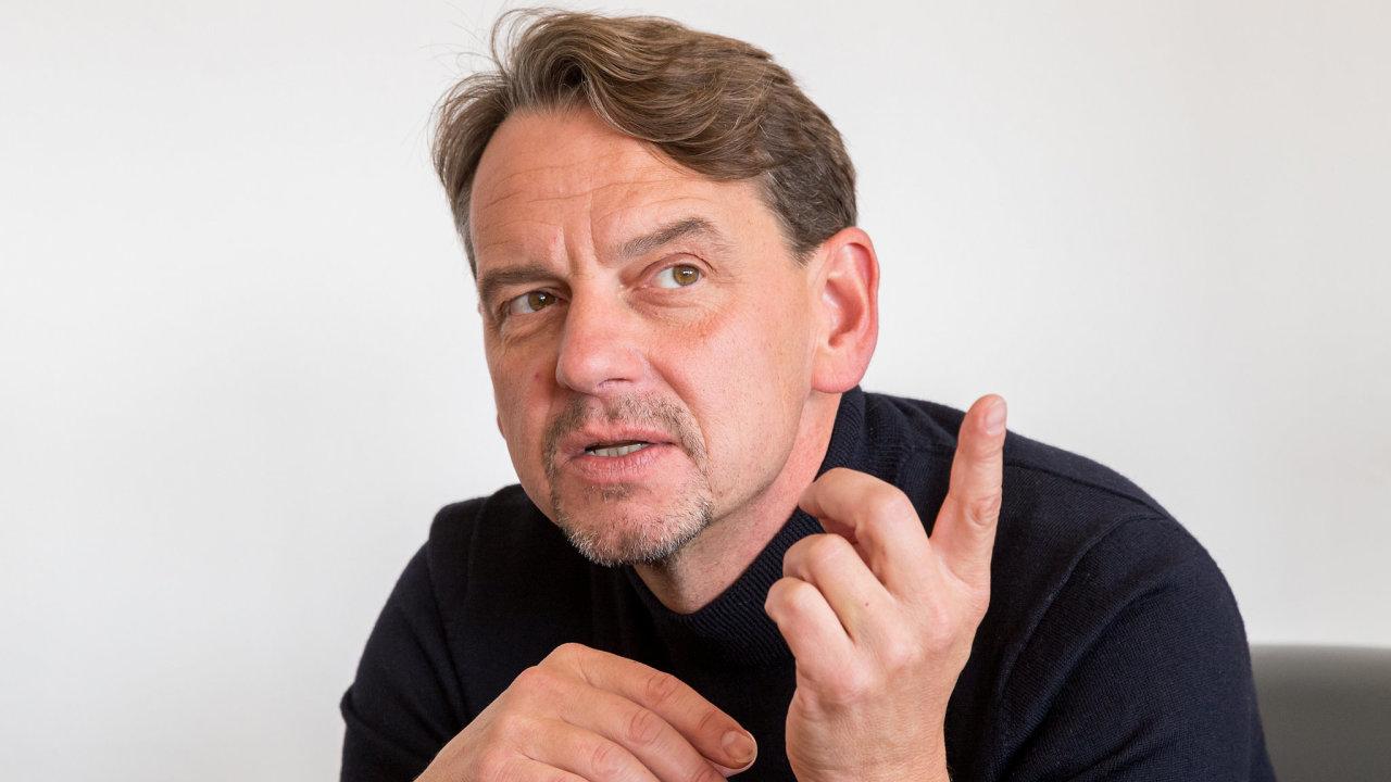 Tomáš Kubíček: Nedočkavě vyhlížím příští knihu Olgy Tokarczukové.