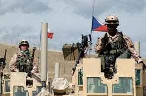 Afghánistán, armáda, vojáci. Ilustrační foto