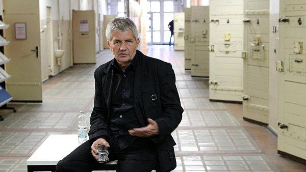 Roland Jahn, šéf úřadu pro dokumentaci činnosti Stasi