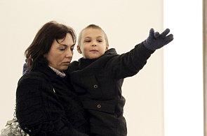Matka s dítětem, ilustrační fotografie