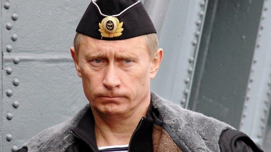 Vladimir Putin, medvědobijec a svobodobijec