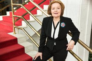 Magda Vášáryová: S přímou volbou prezidenta v Česku hluboce nesouhlasím