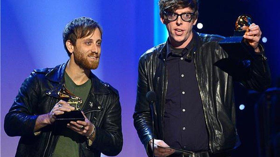 Letošní Grammy patřily v neposlední řadě duu Black Keys.