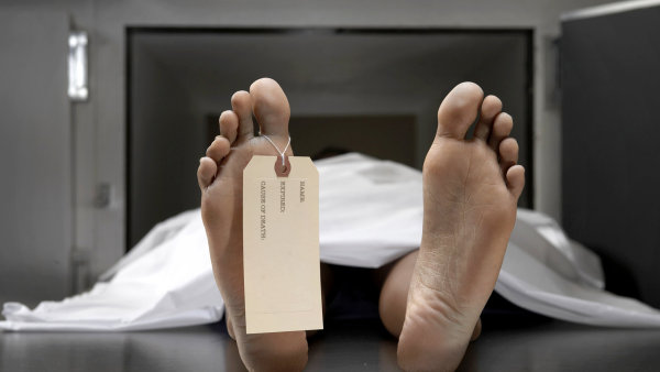 Smrt, ilustrační fotografie