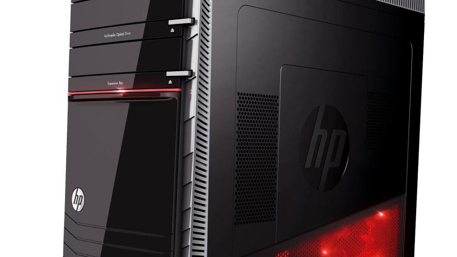 HP Envy Phoenix: Naleštěný herní stroj