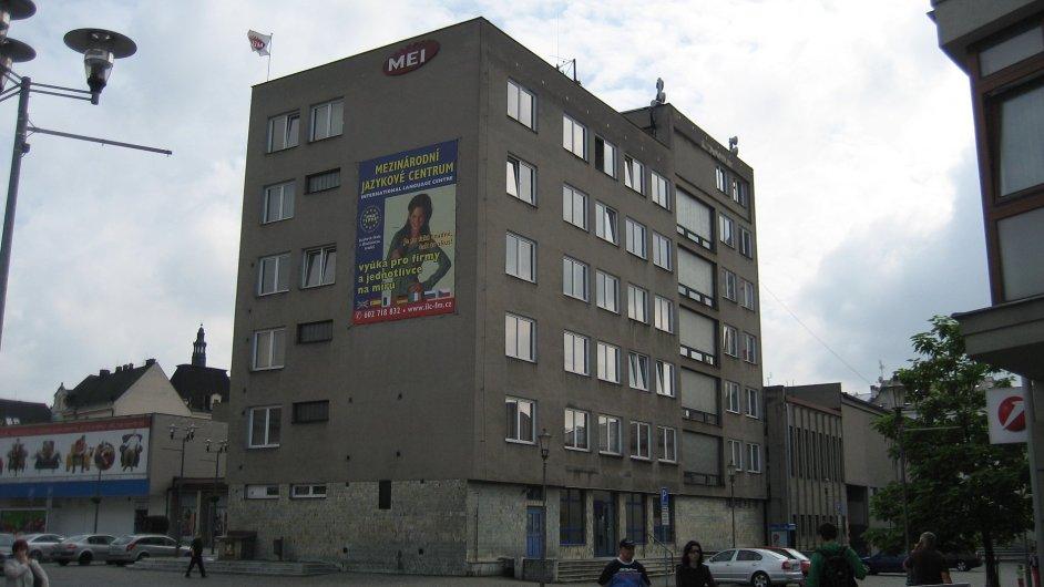 Budova ve Frýdku Místku