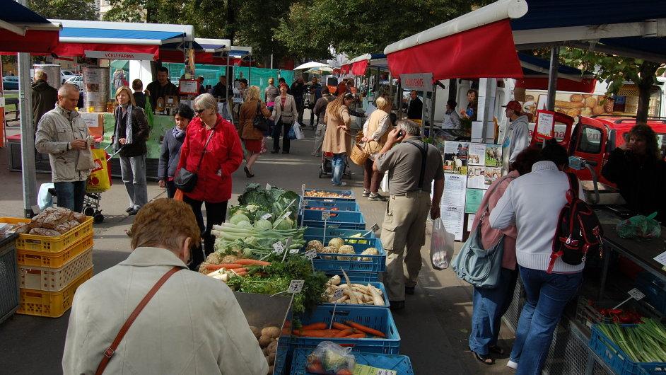 Farmářský trh Jiřák je prvním certifikovaným tržištěm nové Asociace farmářských trhů.