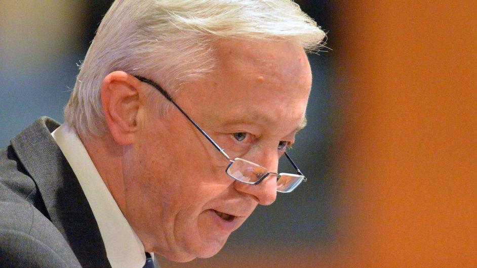 Soudce Jan Sváček v Senátu