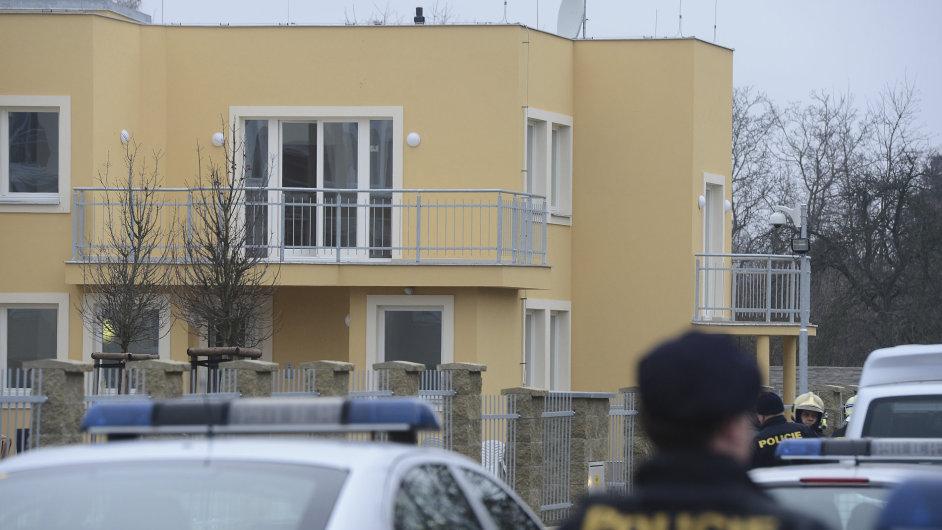 V bytě palestinského velvyslance vybuchla na Nový rok bomba.