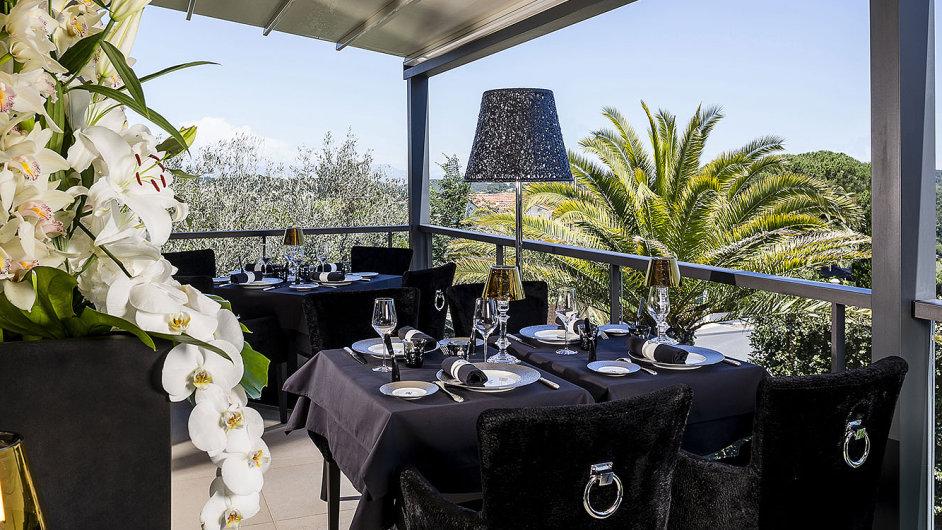 Babišova restaurace Paloma ve Francii získala hvězdičku Michelin.