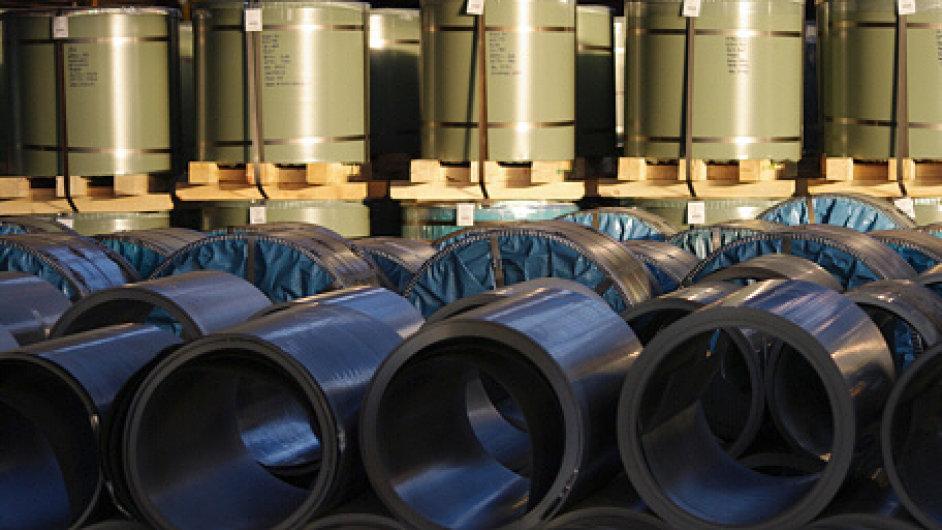 Cla byla uvalena na výrobky frýdeckomísteckého ArcelorMittalu. (Ilustrační foto)