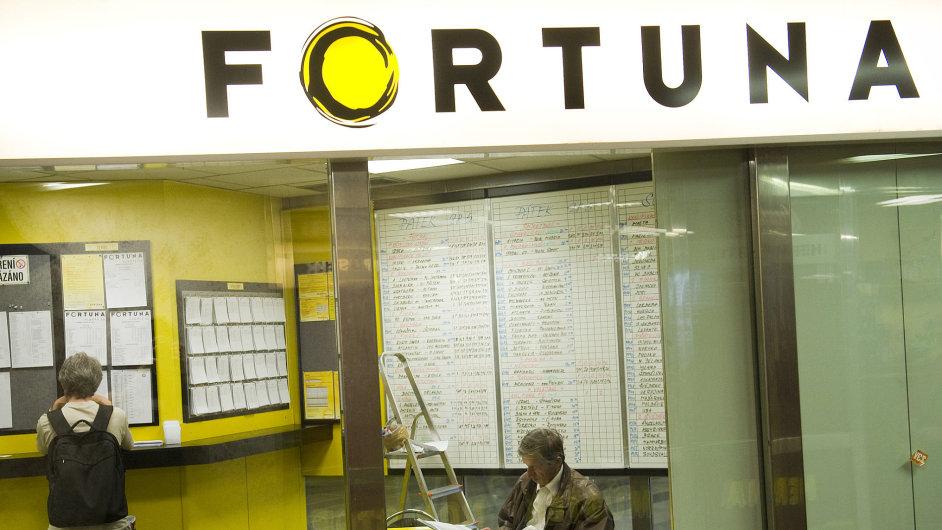 Díky množství velkých sportovních akcí, včetně fotbalového MS, vsadili sázkaři u Fortuny v prvních třech čtvrtletích takřka 492 milionů eur - o pětinu více než ve stejném období loni.