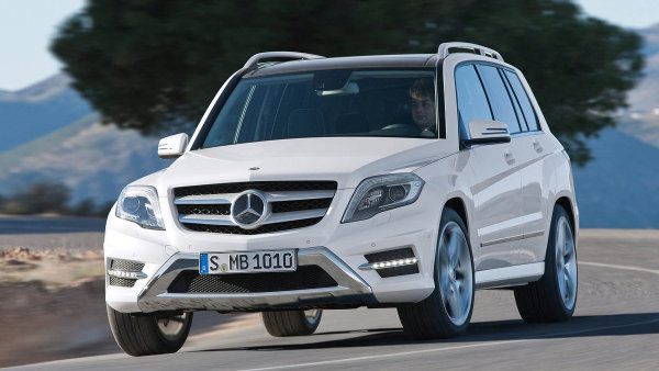 Mercedes a Audi soupeří o post jedničky na trhu - Ilustrační foto.