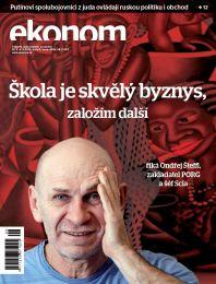 obalka Ekonom 2015 9