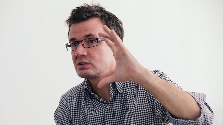 Ondřej Liška vedl Stranu zelených odkonce roku 2009.