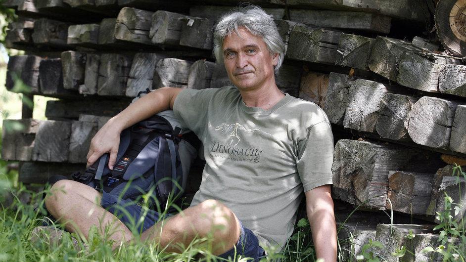 Julius Lukeš, ředitel Parazitologického ústavu Biologického centra Akademie věd ČR.