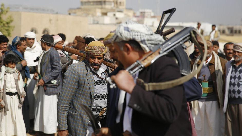 Jemen diplomacie