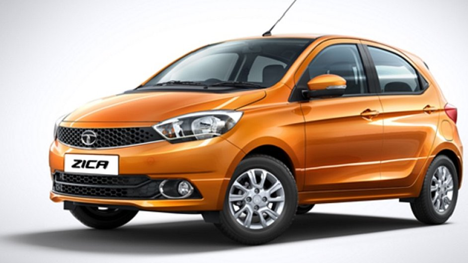 Vůz Zica od indické automobilky Tata Motors