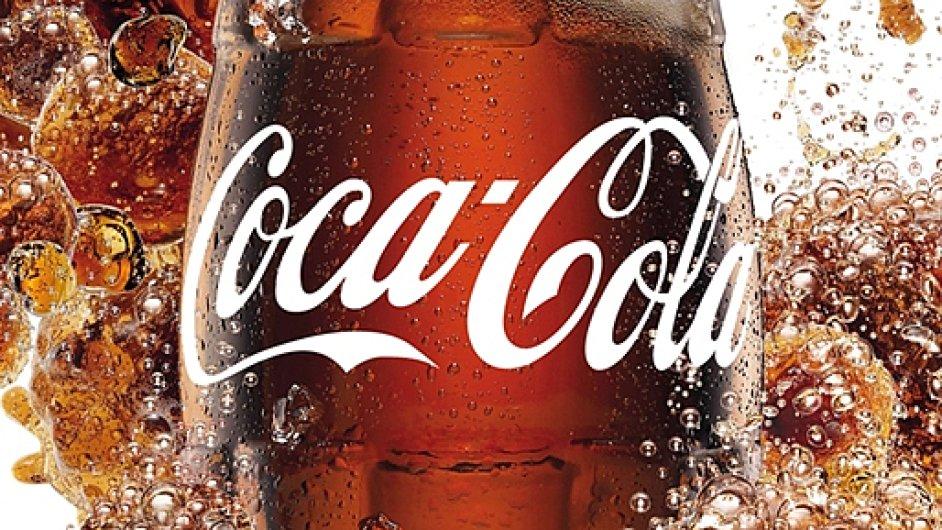 coca cola lahev