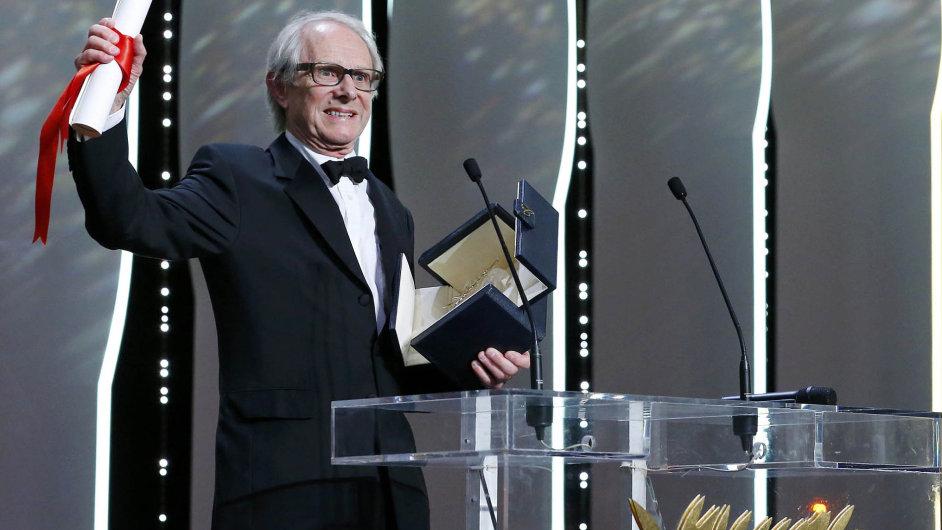 Režisér Ken Loach nafestivalu nezvítězil poprvé, už roku 2006 získal Zlatou palmu se snímkem Zvedá se vítr. Nyní uspěl s novinkou nazvanou Já, Daniel Blake.