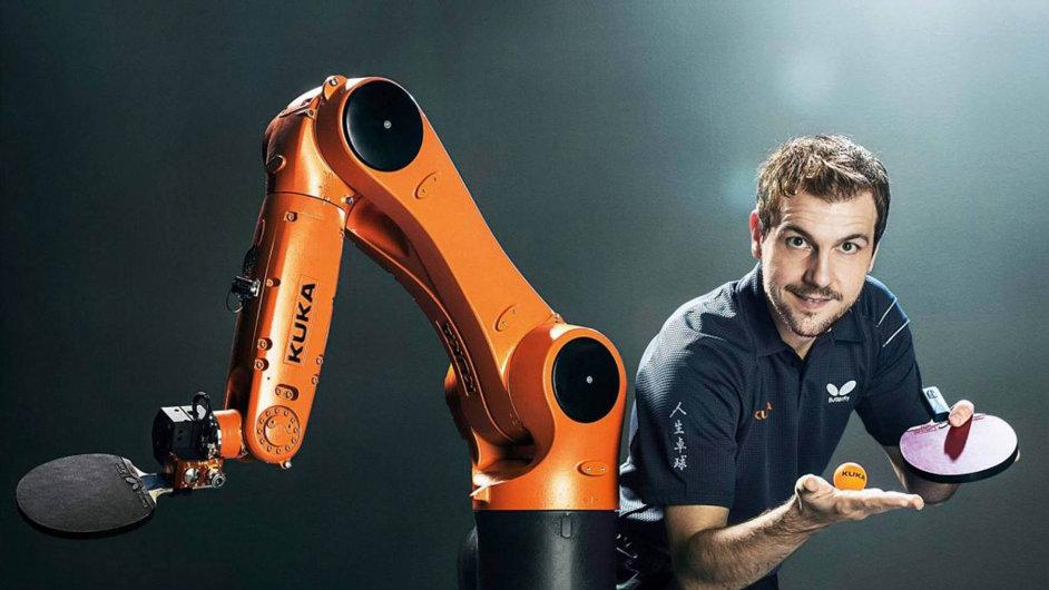 Robot jako sportovní trenažer