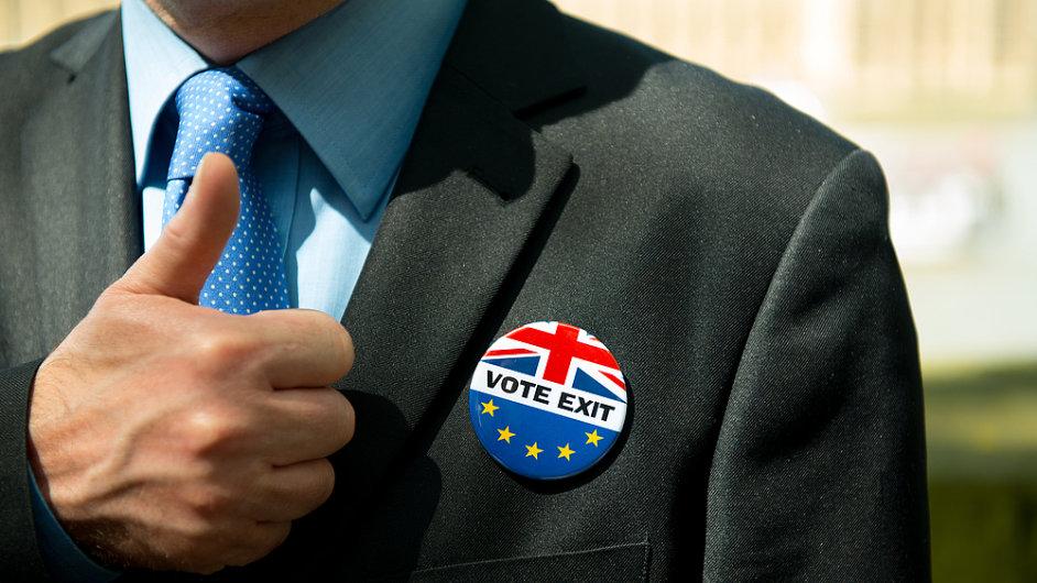 Brexit, Velká Británie a Evropská unie - ilustrační foto