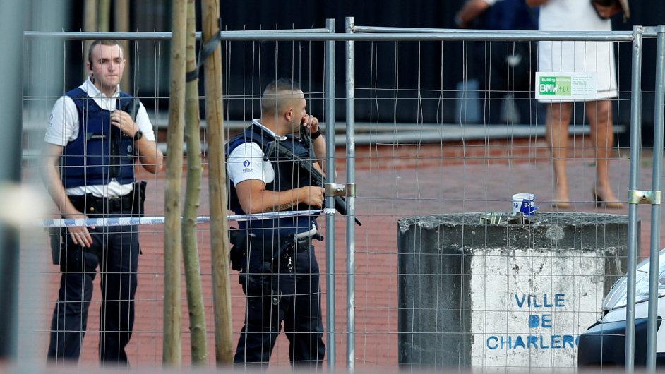 Okolí místa útoku bezpečnostní složky uzavřely.
