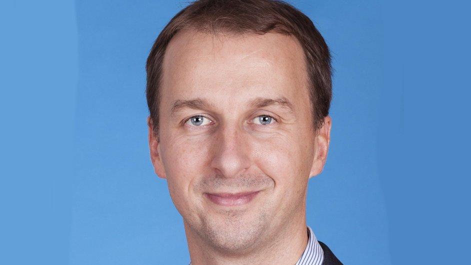 Marián Jánoš, Country Manager společnosti Danone pro ČR a SR