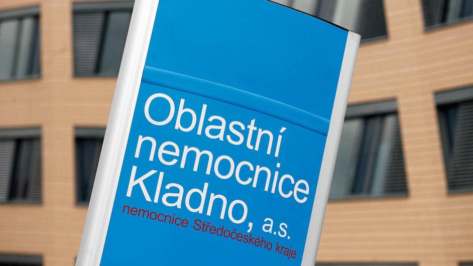 Pravice mění vedení mladoboleslavské i kladenské (na snímku) nemocnice.