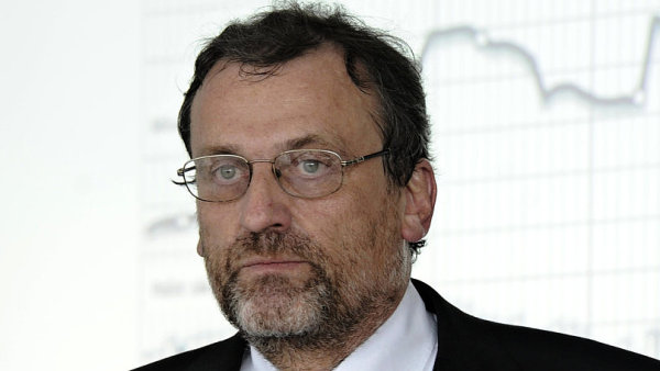 Jiří Majstr, generální ředitel České tiskové kanceláře (ČTK)