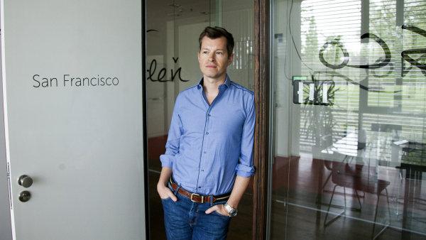 Viktor Fischer, manažer Rockaway Ventures