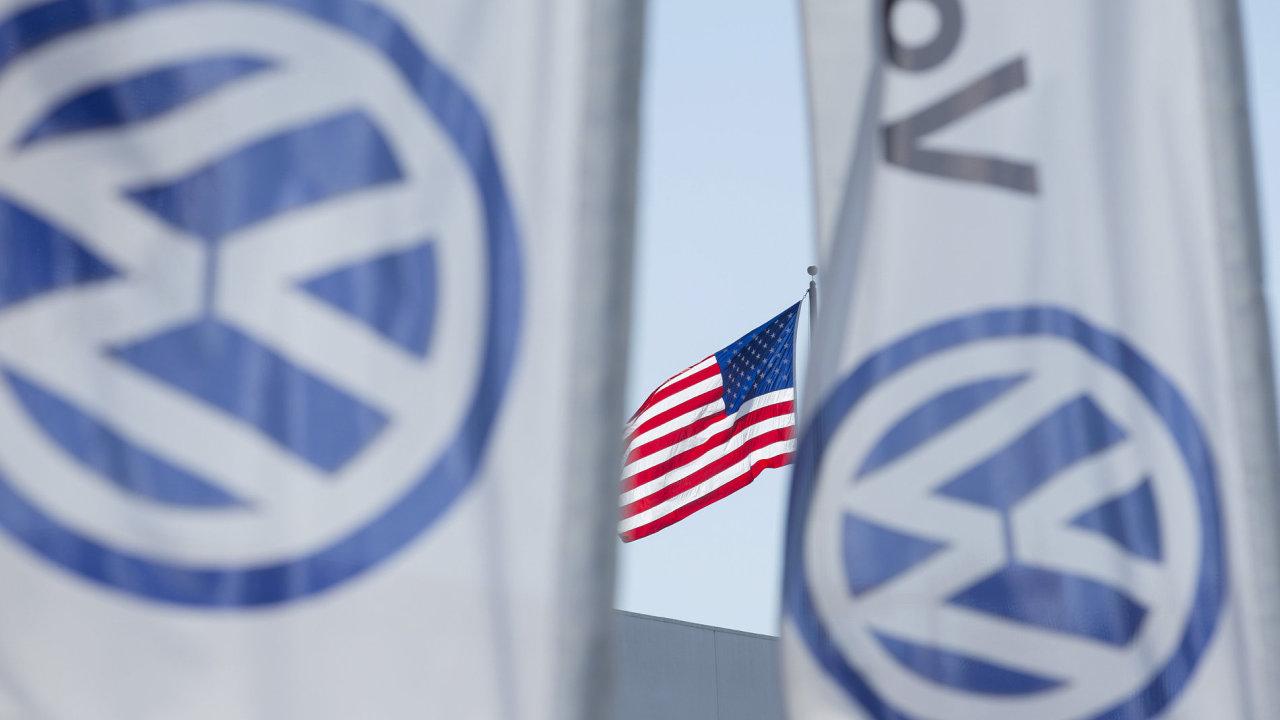 Německá automobilka falšovala emisní testy ve Spojených státech.