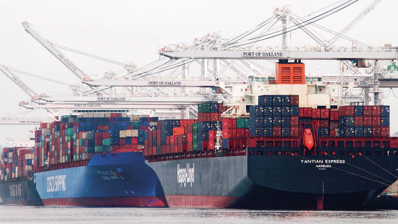 Po pádu Hanjinu a několika velkých fúzích se trh námořních přeprav stabilizoval a spojení rejdaři dokážou lépe využívat kapacity na nejvytíženějších linkách.