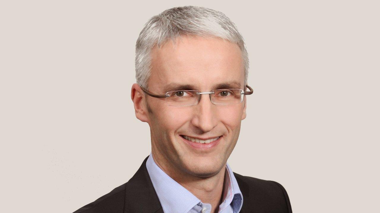 Petr Kheil, generální ředitel společnosti Lenovo pro Českou a Slovenskou republiku